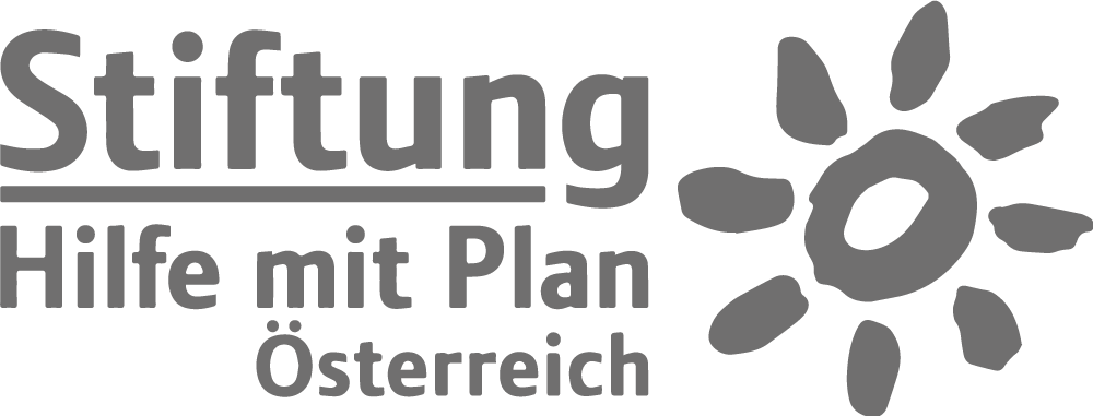 Stiftung mit Plan