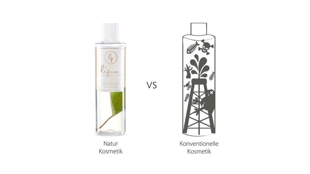 Warum ist Naturkosmetik besser als konventionelle Haarpflege